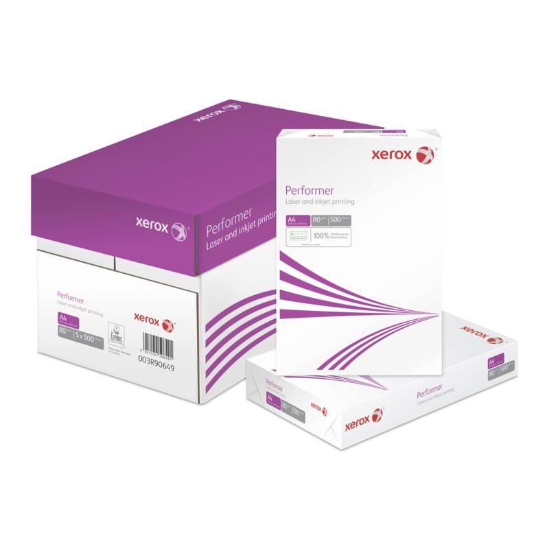 Xerox Performer - papier multifonction - impressions laser - Jet d'encre - solution economique - ISO9706 - Antalis