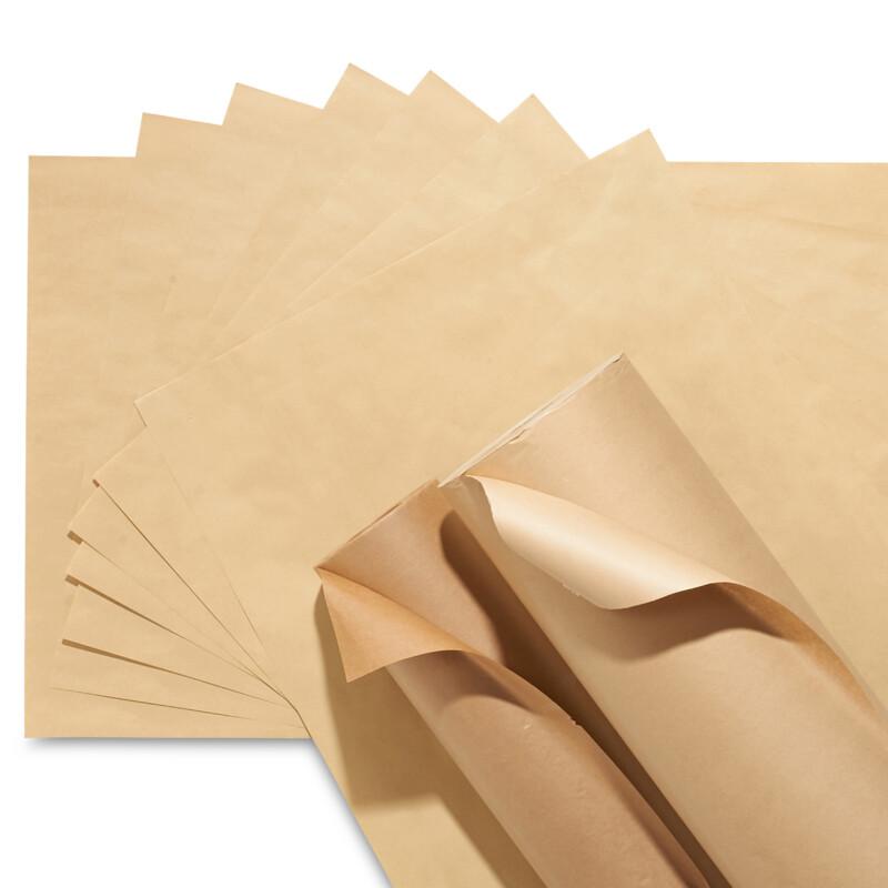 Kraft d'emballage- blond -90g/m2- Papier Kraft- Emballage - Expedition - Antalis