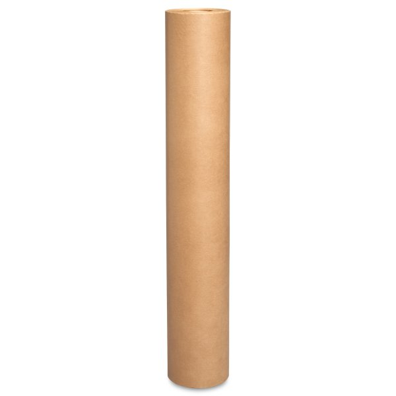 Kraft d'emballage blond 90g/m2 gamme