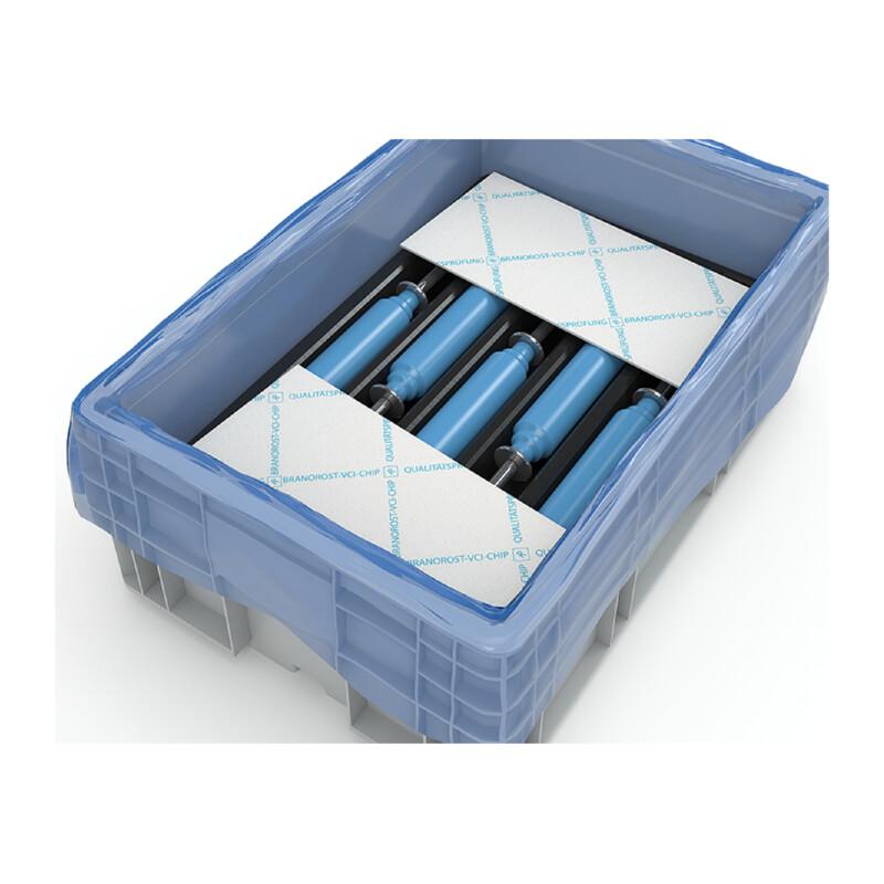 Chips VCI- Anti corrosion -  BRANOrost- traitement contre l'oxydation - Traitement contre la rouille - Antalis