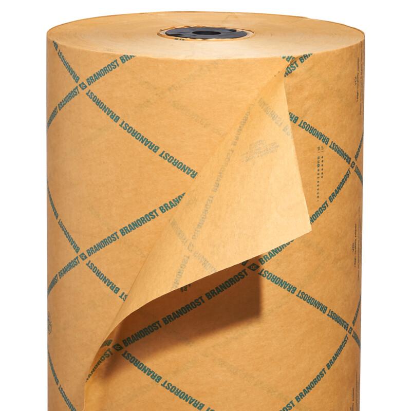 Papier VCI -anti-corrosion -kraft brun - Branorost - Anti Rouille - Antalis