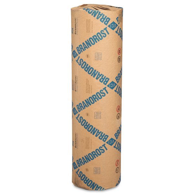Papier VCI - anti-corrosion -kraft brun-Branorost - Anti rouille - Antalis