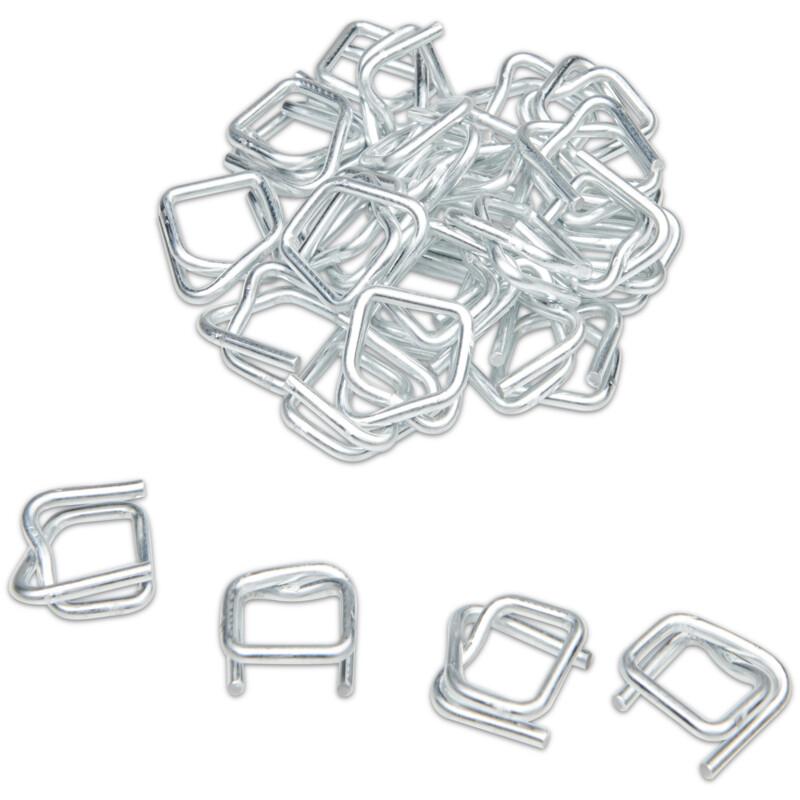 Polyboucle transparent plastique