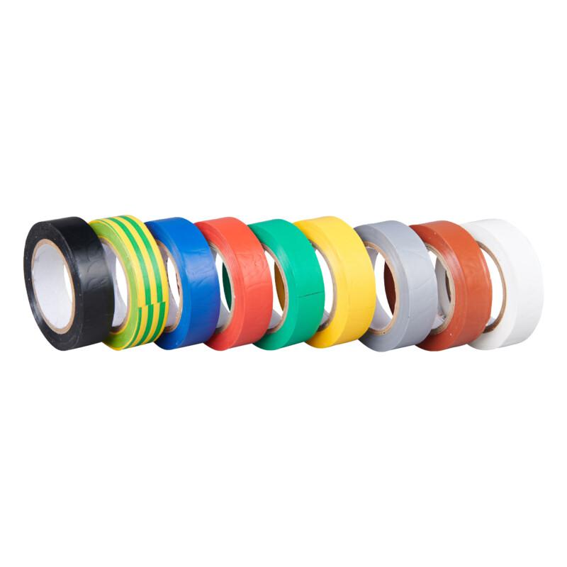 Ruban adhésif manuel laminé isolant électrique PVC rouleau