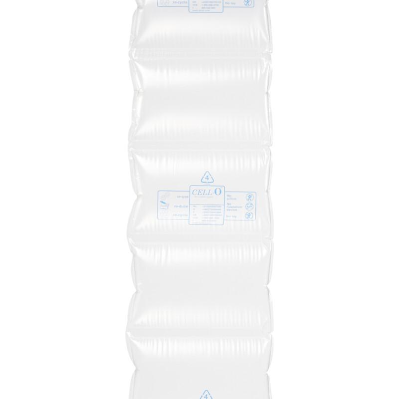 Consommable machine Cell OZ EZ- Gaine de coussins d'air- Coussin d'air de calage- protection des marchandises-  remplissage- antichoc- Expedition- Antalis