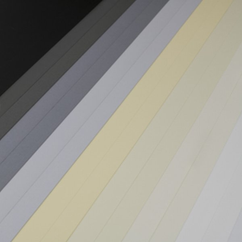 Papier Conqueror Verge - Impression toner Sec- Papier verge avec filigrane - Tete de lettre - Papier de communication - Antalis