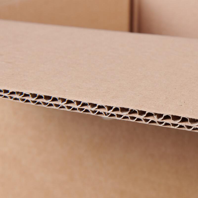 Caisse americaine double cannelure - Montage facile - Caisse carton - Boite carton - Emballage et protection - Antalis