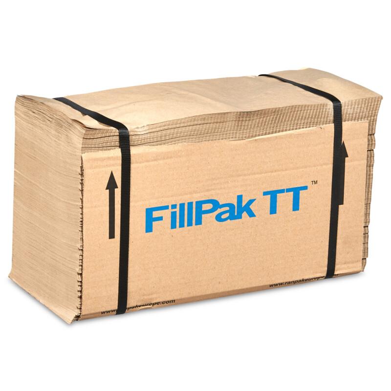 Fill Pak papier TT une couche 50 kraft brun ramette