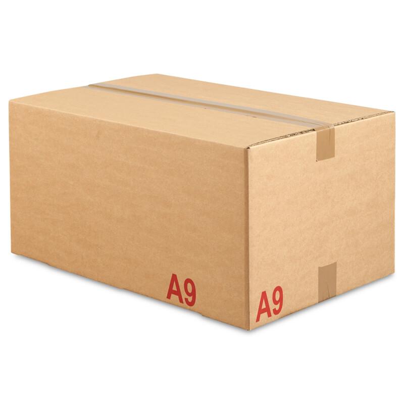 Caisse carton palettisable - Caisse GALIA - Groupement pour l'Amelioration des Liaisons dans l'Industrie Automobile- Boite carton solide - Conforme aux normes automobiles- Antalis