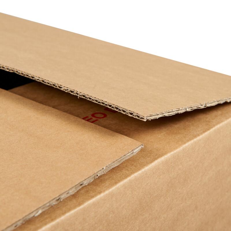 Caisse carton palettisable - Caisse GALIA- Boite carton ouverte - Groupement pour l'Amelioration des Liaisons dans l'Industrie Automobile- Boite carton solide - Conforme aux normes automobiles- Antalis