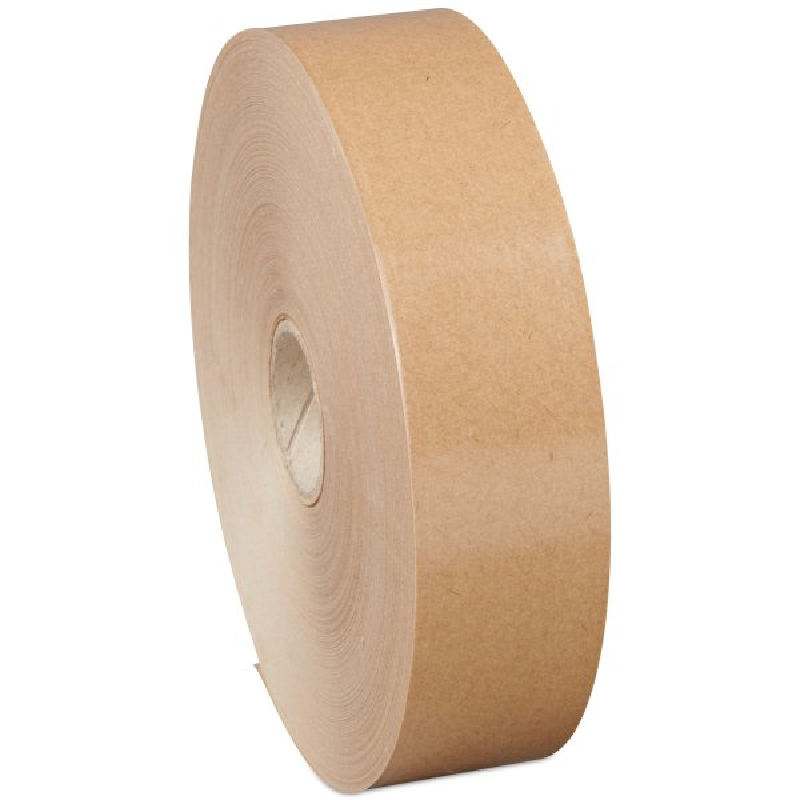 Bande adhesive papier -manuelle- brun-Bande gommee- Antalis