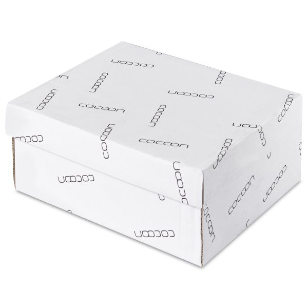 Enveloppes papier 100% recycle-114 x229 - C6- Cocoon Offset Enveloppes- Impression Offset - Blancheur elevee- Antalis
