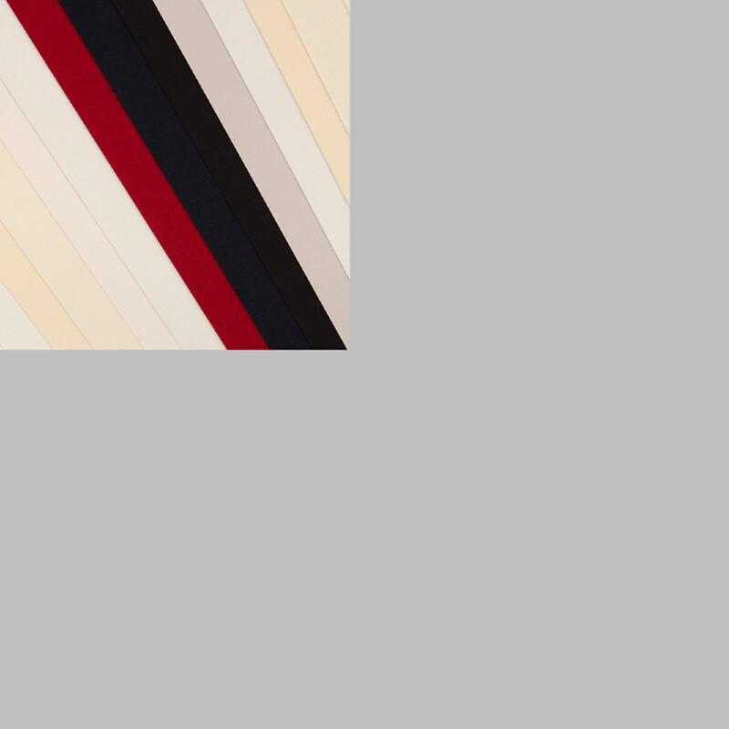 Nuancier de papier - Rives Shetland i-Tone®- Texture feutre epais- Traitement brevete i-Tone®-Certifie HP Indigo- Produit special HP Indigo- Antalis