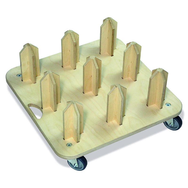 Rack roller 9
