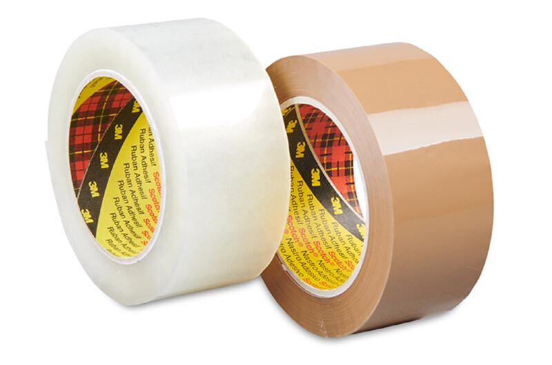 Ruban adhesif Scotch - PP - Adhesif manuel - Adhesif 3M - rouleau de scotch- Antalis
