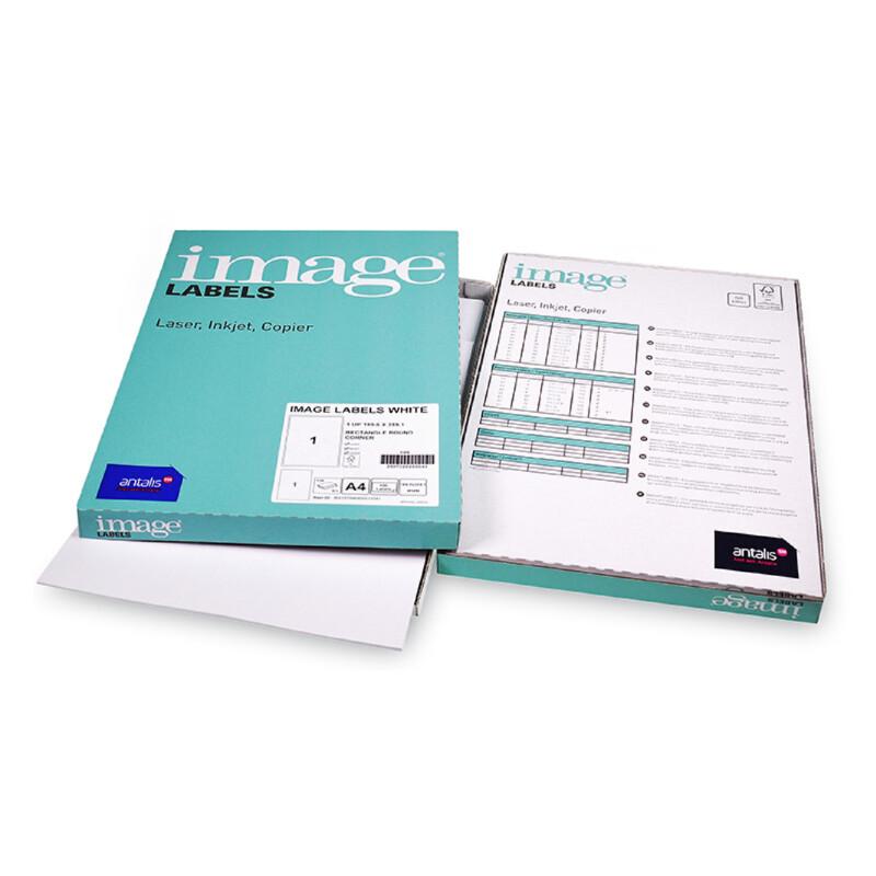 Image Labels Box