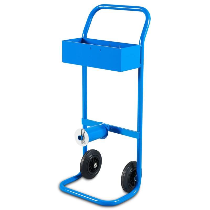 Machines à cercler manuelles chariot dévidoir mobile avec bobine feuillard