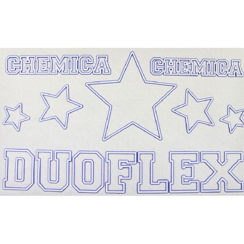 Duoflex - Chemica - Flex de decoupe base polyurethane offrant 2 couleurs en un pressage - Antalis
