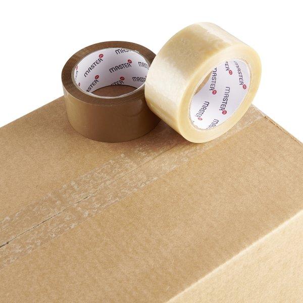 Ruban adhesif Master'In Access; Ruban Adhesif havane ; scotch Havane;Ruban de Masquage; Adhesif professionnel; Adhesif transparent ; Antalis
