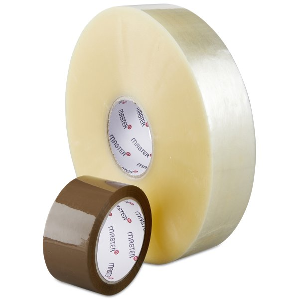 Ruban adhesif Master'In Access; Ruban Adhesif transparent; Acrylique ; Sans bruit ; Adhesif professionnel; Adhesif transparent ; Antalis