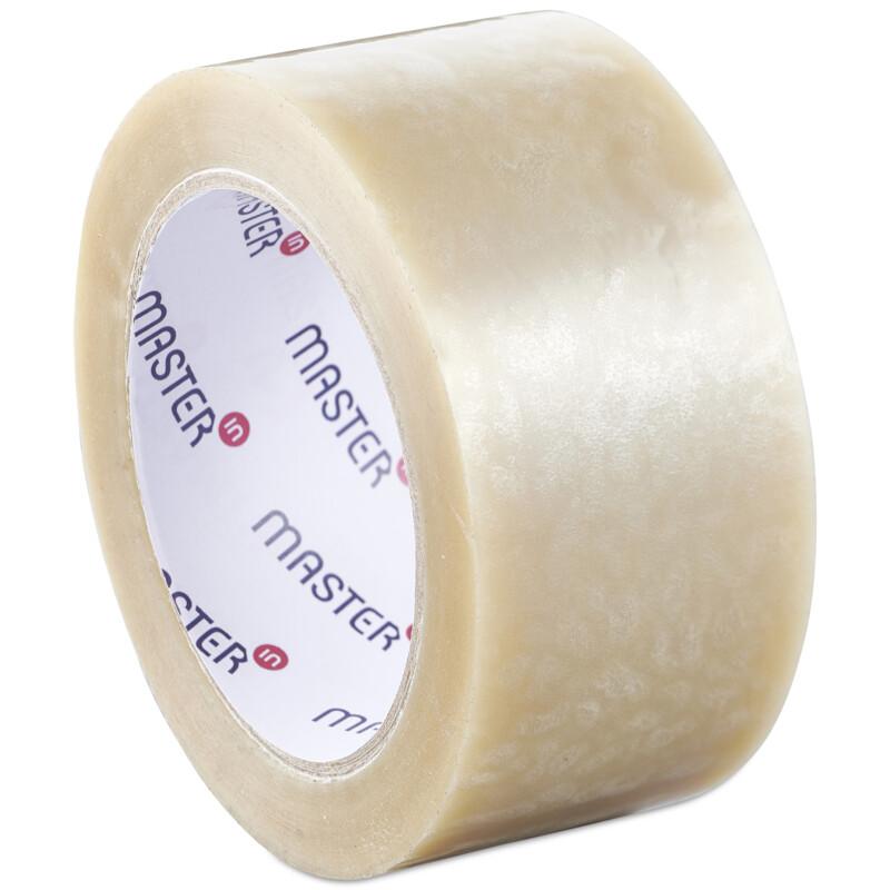 Ruban adhesif Master'In Access; Ruban Adhesif transparent Polypropylene;Sans bruit ; Adhesif professionnel; Antalis