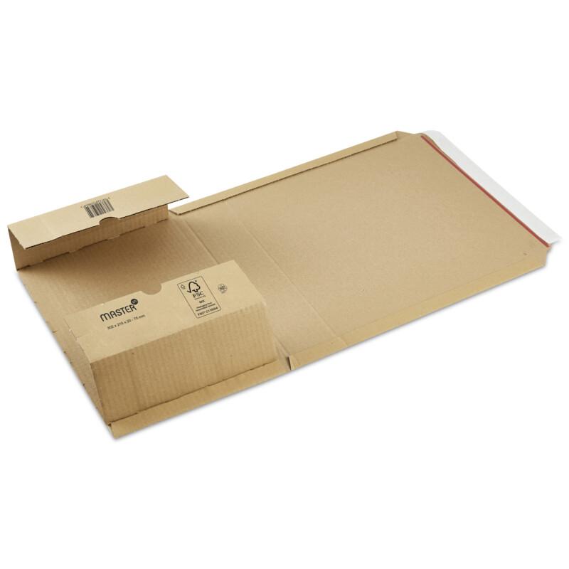 etui d'expedition carton ; Etui pour envoi de livre ; carton d'expedition ;Master'in Access; antalis