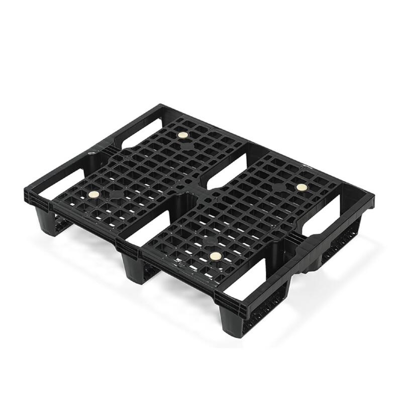 Palette plastique -emboîtable -600mmx800mmx150mm- sans rebord de securite- Antalis