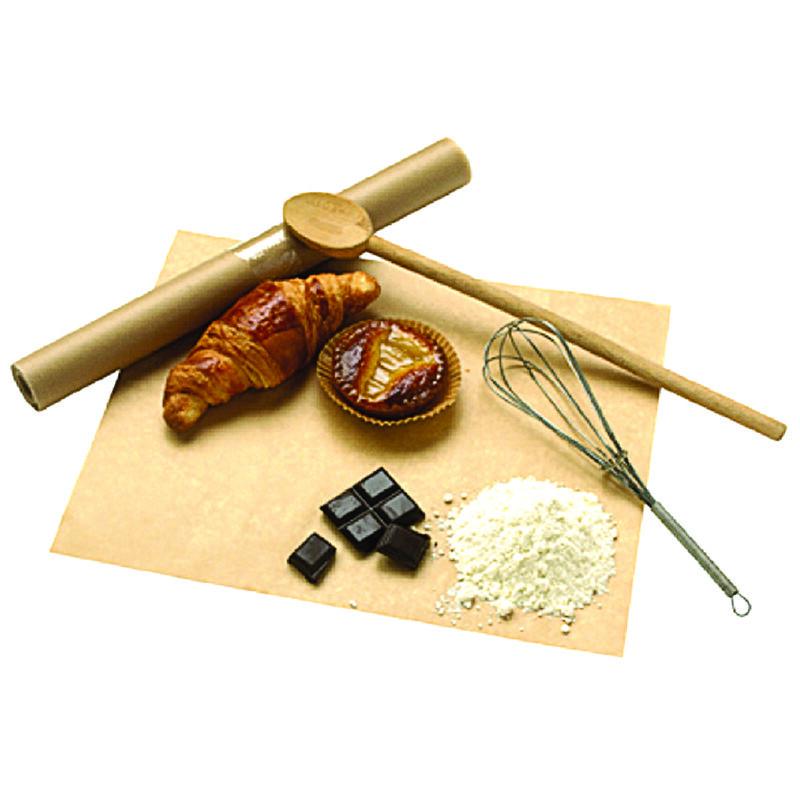 Papier Cuisson Pankraft- Papier sulfurise - Pour metiers de bouche- Points chauds - Boulangerie- Kebab- Friterie - Patisserie - Industrie agro alimentaire - Antalis