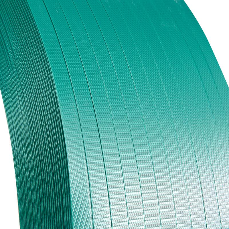 Feuillard polyester Vert - Feuillard PET Vert - Feuillard Palette - Antalis
