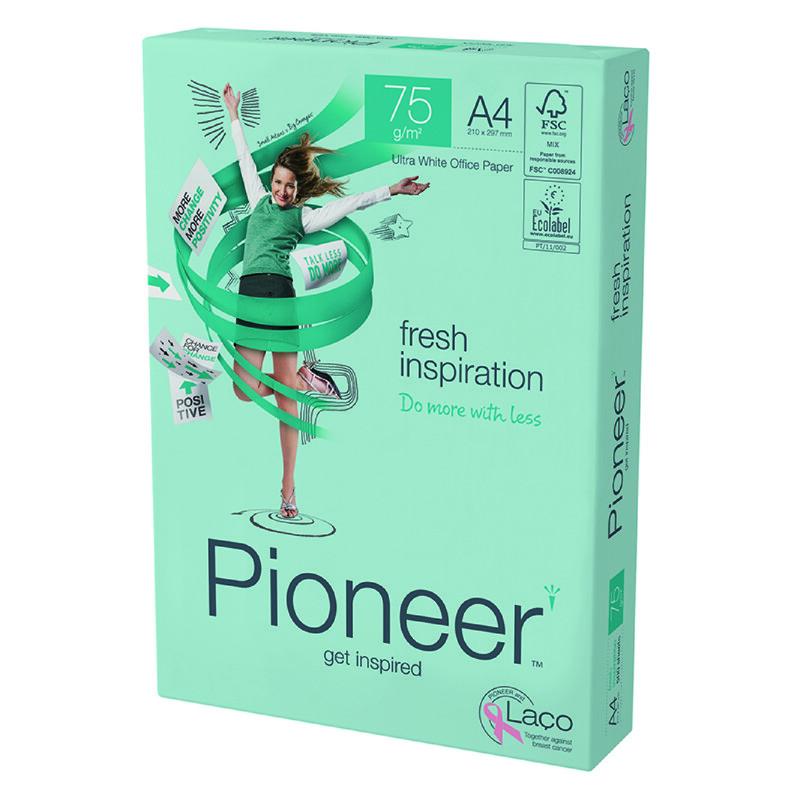 Papier pioneer - Antalis