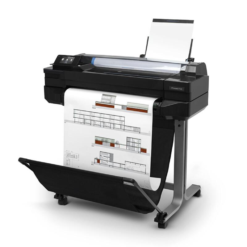Photo HP Designjet T520 laize 61 cm