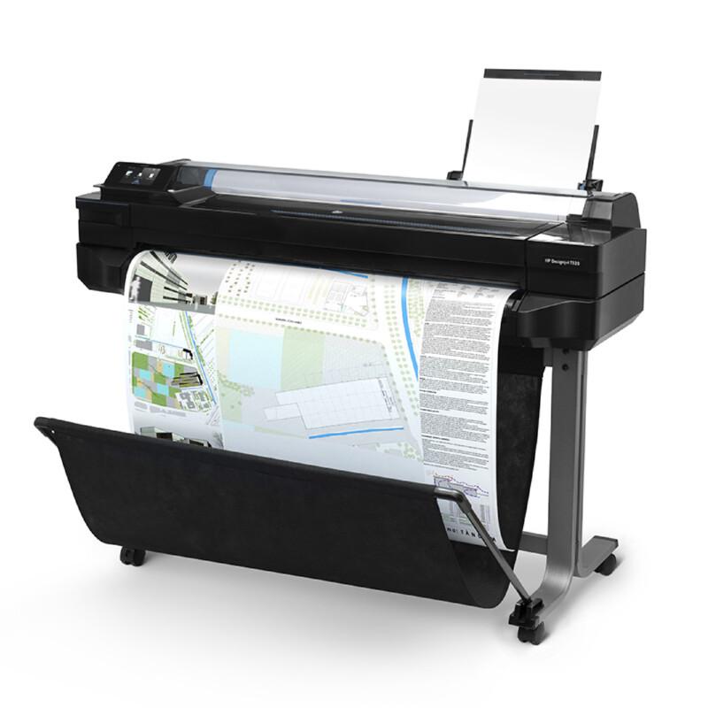 Photo HP Designjet T520 laize 91cm
