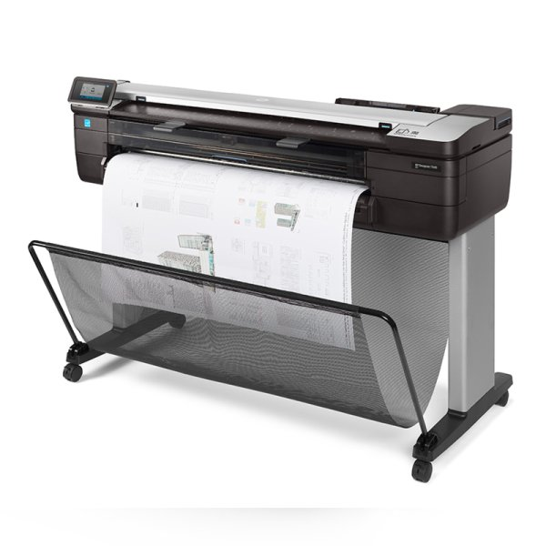 Photo HP Designjet T830 laize 91 cm