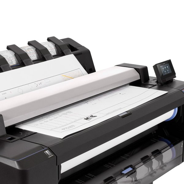 Photo HP Designjet T2530 laize 91 cm PostScript