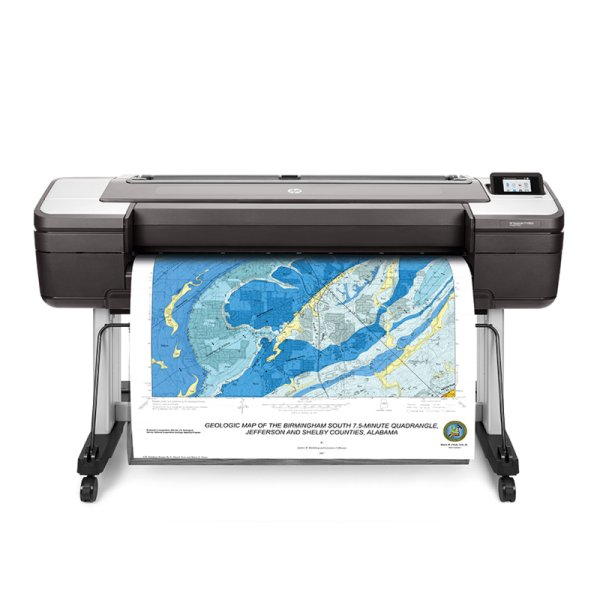Photo HP Designjet T1700 DR laize 112 cm PostScript