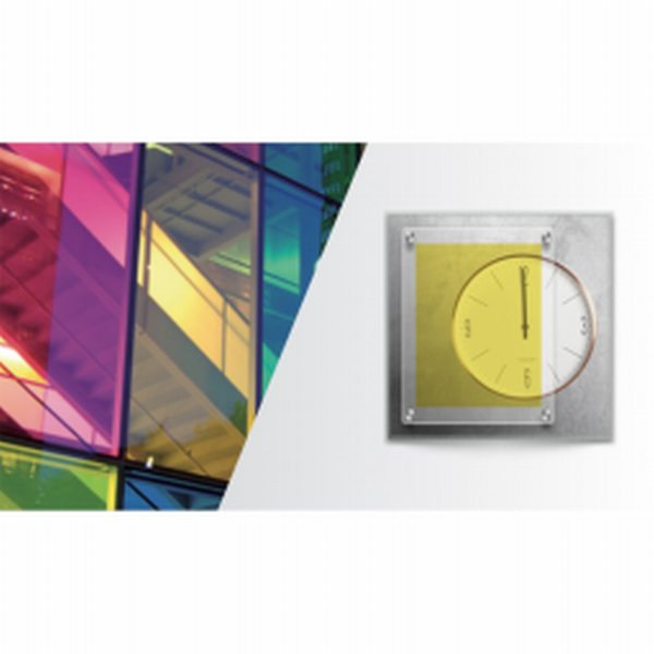 Photo produit Film Couleur Jaune PET (61011)