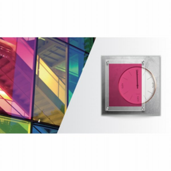Photo produit Film Couleur Framboise PET (61133)