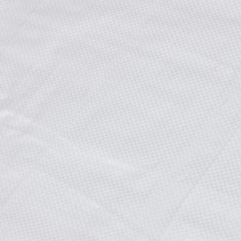 Sac tissé polypropylène blanc zoom matière