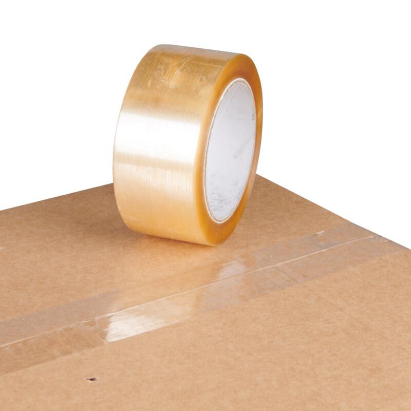 Ruban adhesif - PP-  rouleau d'adhesif Manuel - Adhesif Havane- Antalis