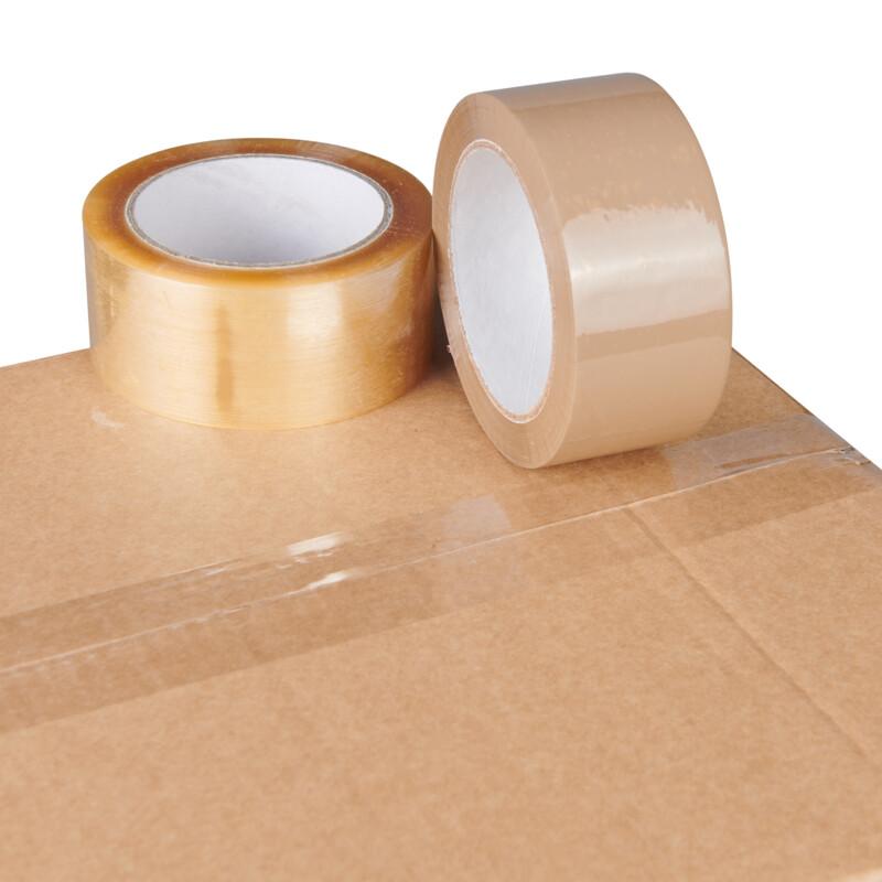 Ruban adhesif - PP-  rouleau d'adhesif Manuel - Adhesif transparent- Antalis