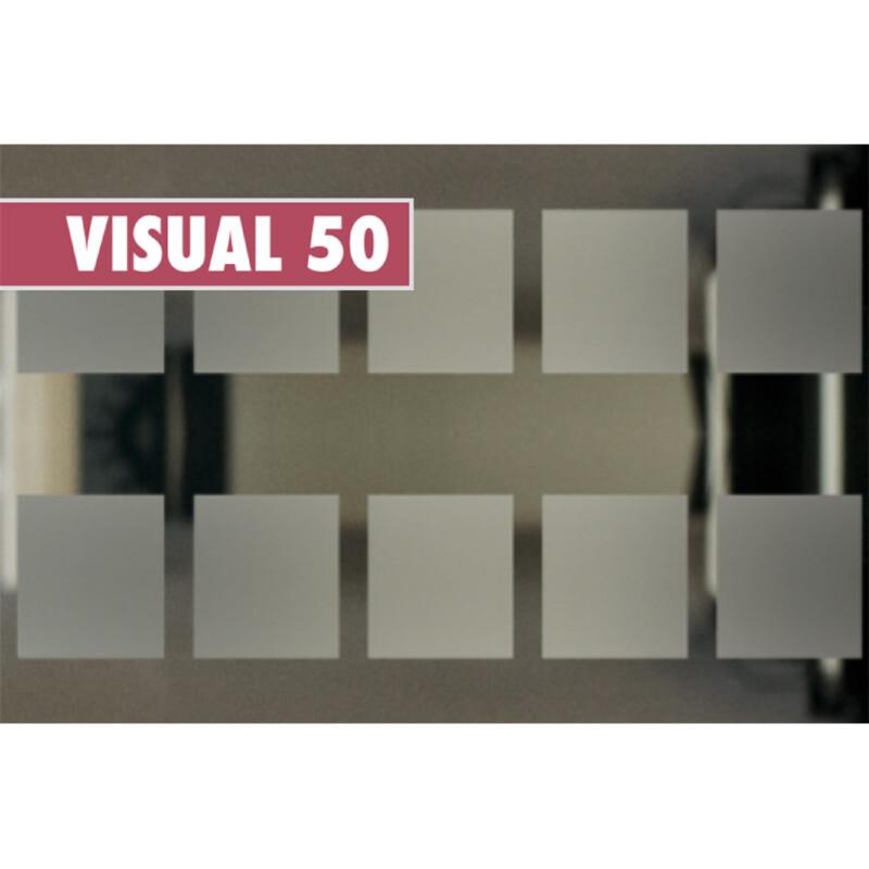 Photo produit Carrés dépolis (VISUAL50)
