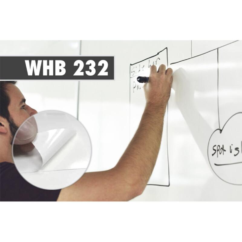 Photo produit Film tableau blanc PVC (WHB232)