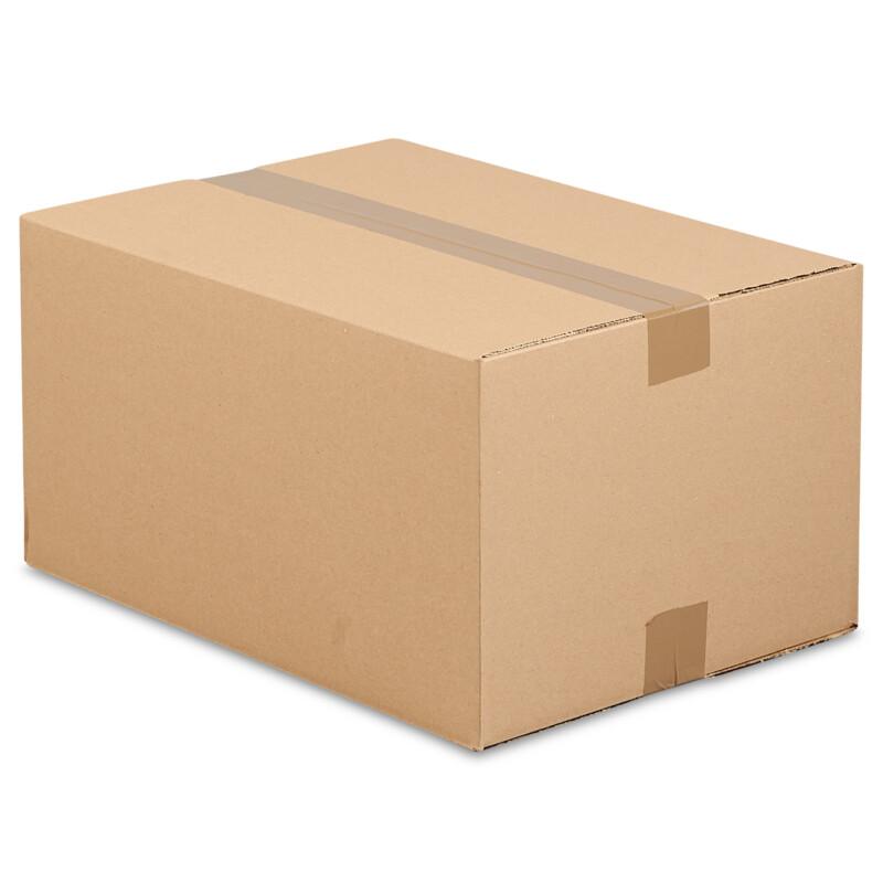 Caisse americaine simple cannelure - ouverture / fermeture- Boite carton - Expedition- Caisse americaine- Caisse carton - Expedition - demenagement - Antalis