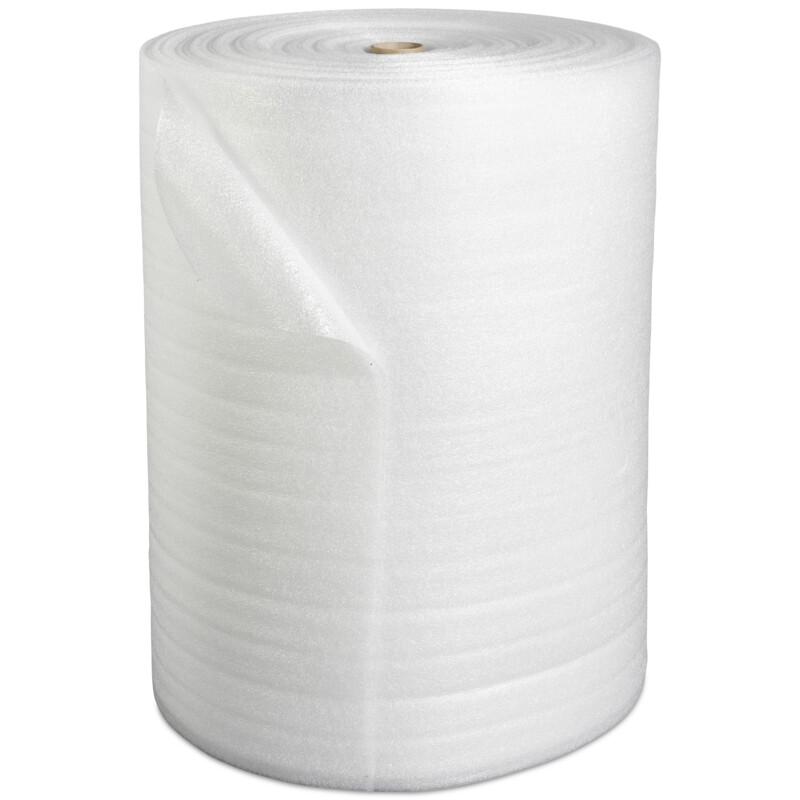 Film mousse de protection economique- Film antichoc- protection - rembourrage-film ideal pour l'emballage d'objets fragiles-Antalis