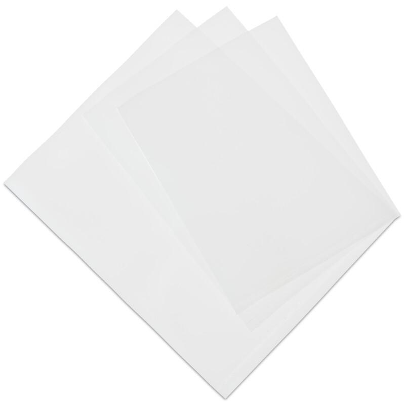 Sac Sans rabat PE-BD transparent gamme
