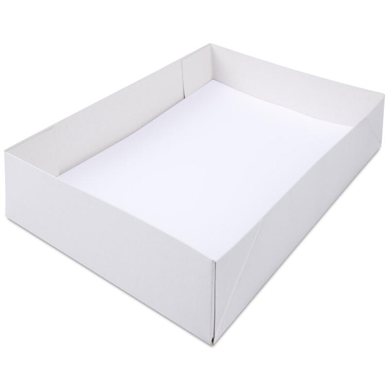 Caisse carton A4- blanche- Special Papier A4 - Stockage de papier - Stockage de tete de lettre - Antalis