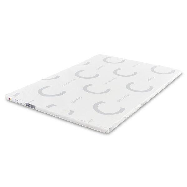 Palette d'etiquette couche sur chrome- Chromolux Metallic- finition metallisee-7 teintes- Surface ultra lisse- Antalis