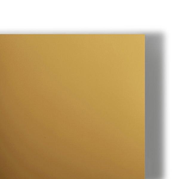 Feuille de Chromolux Metallic Silver - Argent- Couche sur chrome 1 face-finition metallisee-7 teintes- Surface ultra lisse- Chemise-coffret-couverture-encart-etui-faire part-  invitation- Antalis