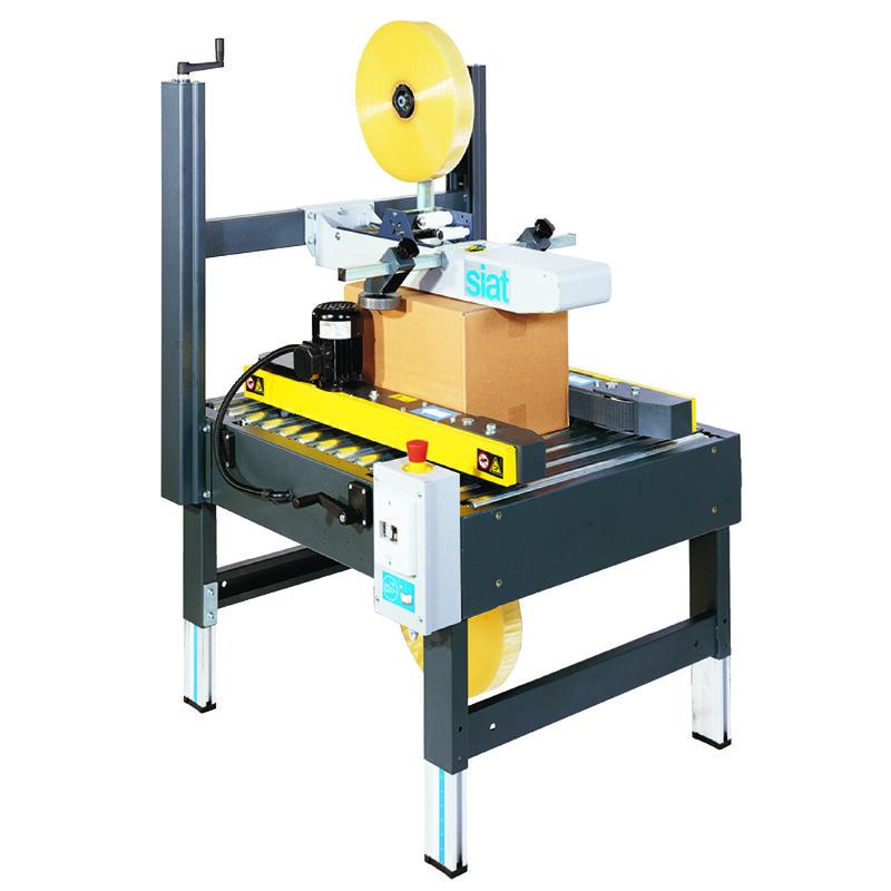 Fermeuse de Caisse  - S8/4- S8- S08  - SIAT -  Machine à fermer les caisses carton en mode automatique - Antalis