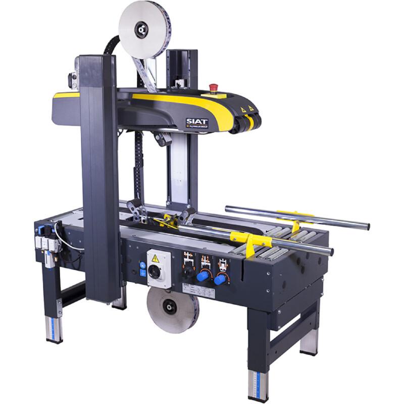 Fermeuse de Caisse - SIAT - SR4- SR46 - Machine à fermer les caisses - Machine de production - Antalis